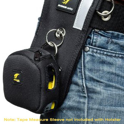 Python Safety Tape Measure Retractor Holster
