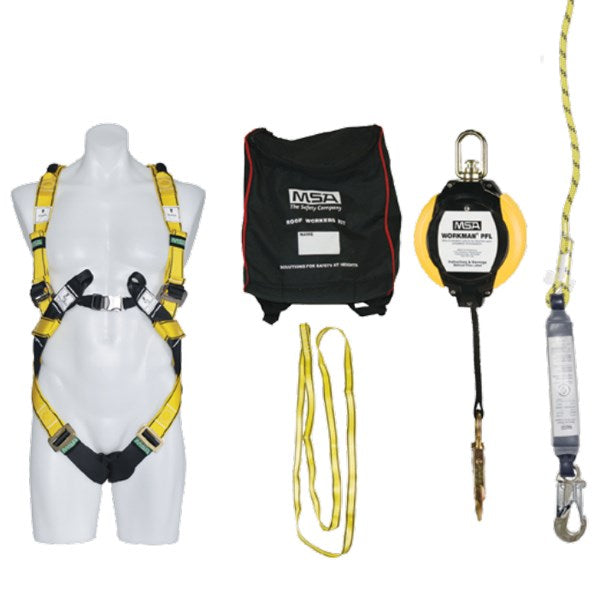MSA Safety WORKMAN Construction Worker's Kit