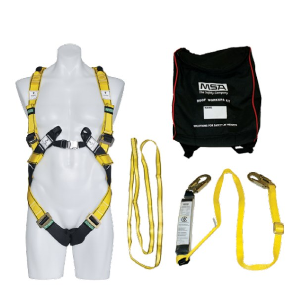 MSA Safety WORKMAN® Basic Fall Protection Kit