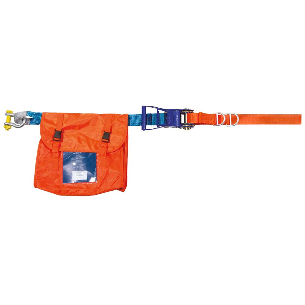 SpanSet Horizontal Safety Line 18mt (Temporary Static Line)