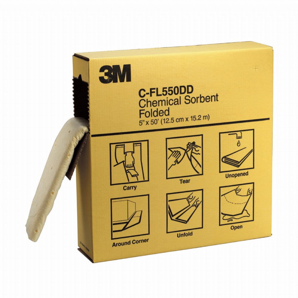 3M Chemical Sorbents - Chemical Folded Sorbent