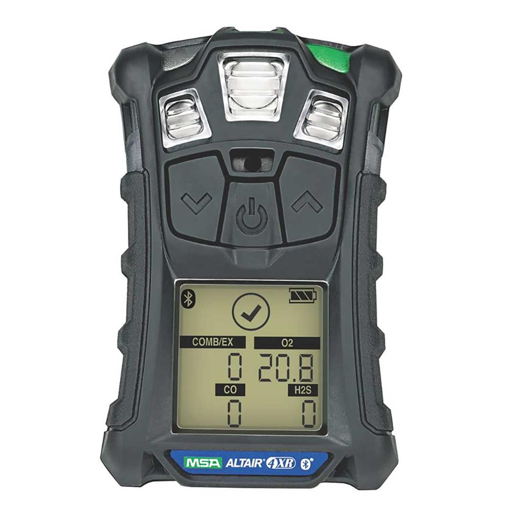 MSA Altair 4XR Gas Detector - with Bluetooth (Detector Only)