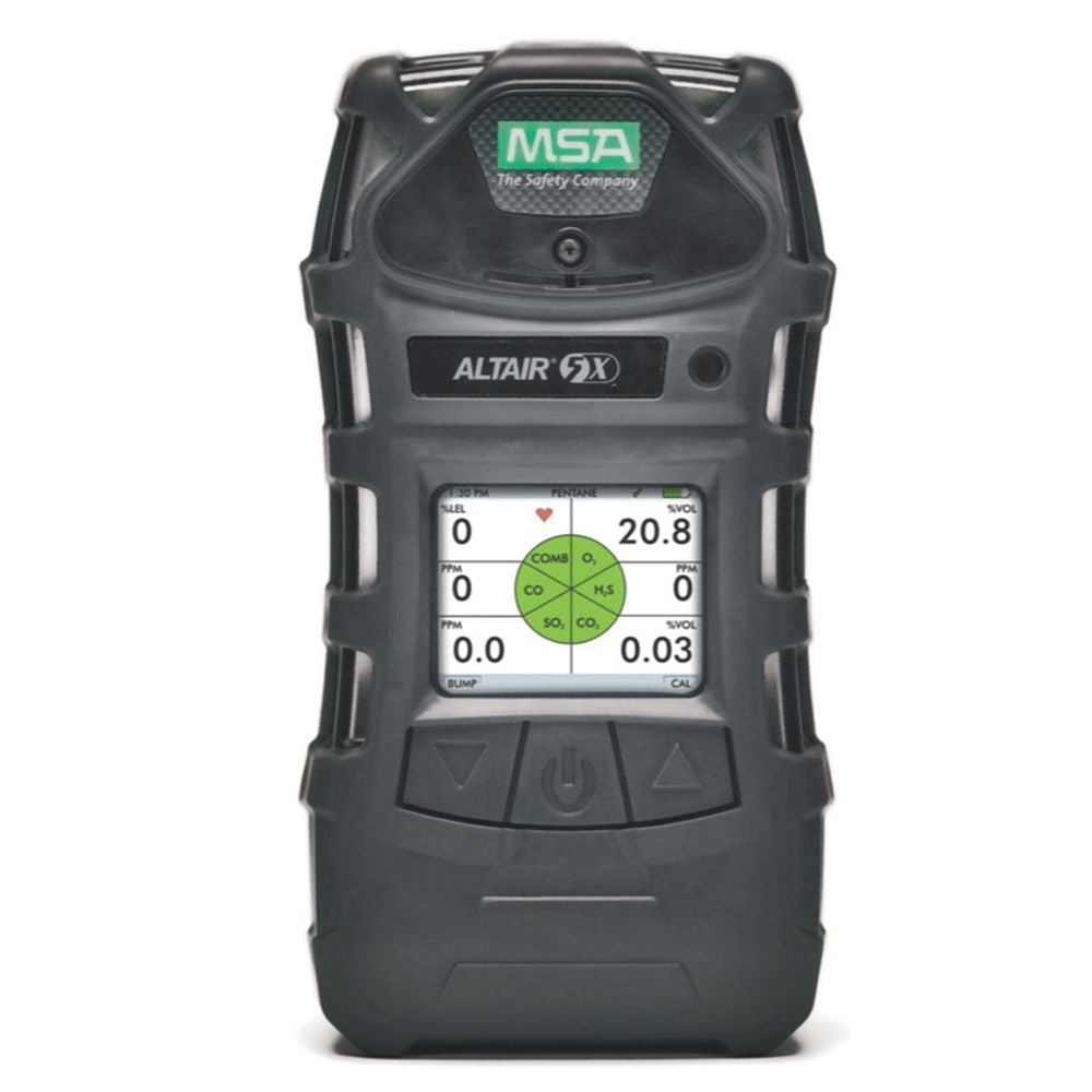 MSA ALTAIR 5X Infrared (IR) CH4 Methane Gas detector 100% Vol