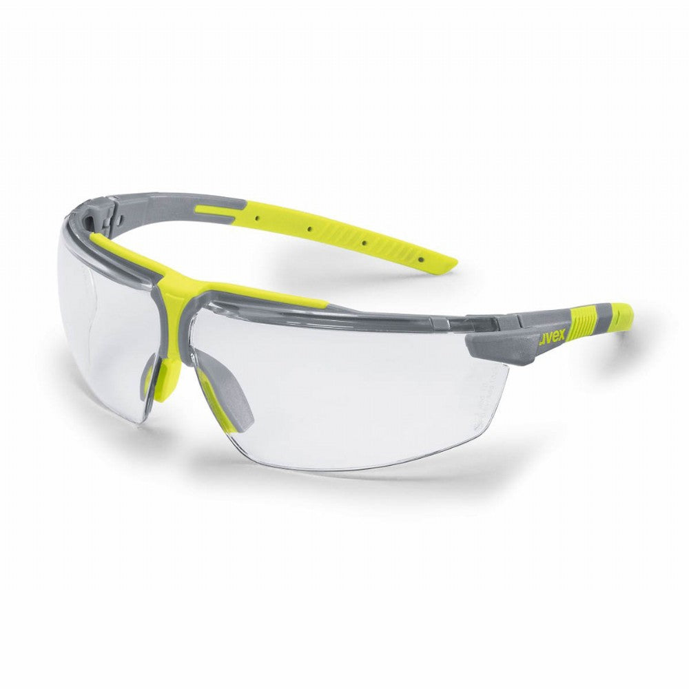 uvex i-3 add safety glasses with close-up / reading lens