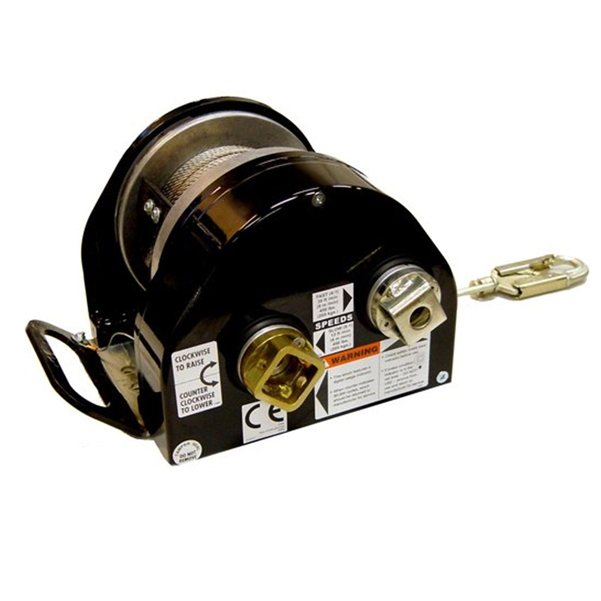 DBI-SALA Advanced Winch - Digital 100 Series - Power Drive