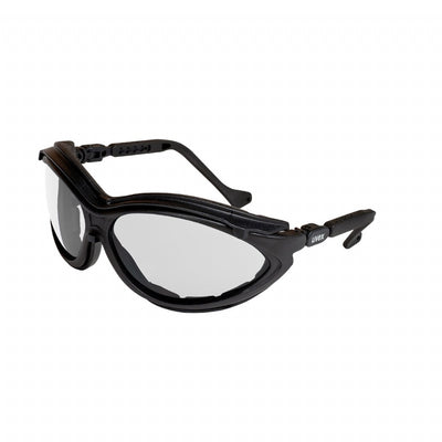 uvex cybri-guard safety glasses