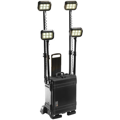 Pelican 9470RS 4-head Remote Area Lighting System (Wireless)