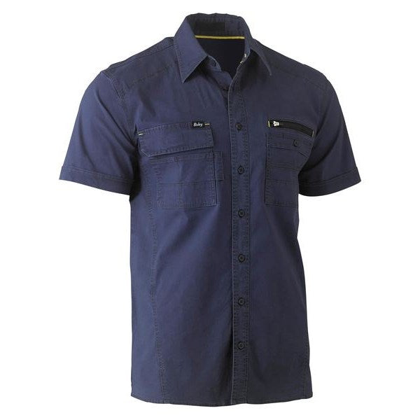 Bisley Flex & Move Utility Shirt Short-sleeve
