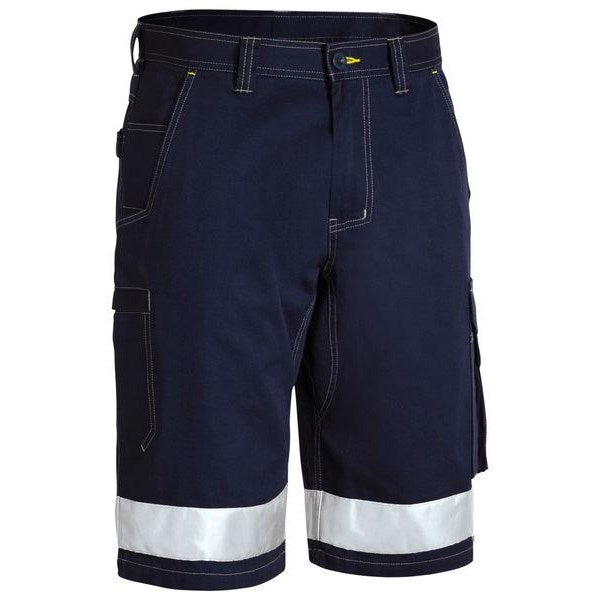 Bisley 3M Taped Cool Vented Lightweight Cargo Shorts
