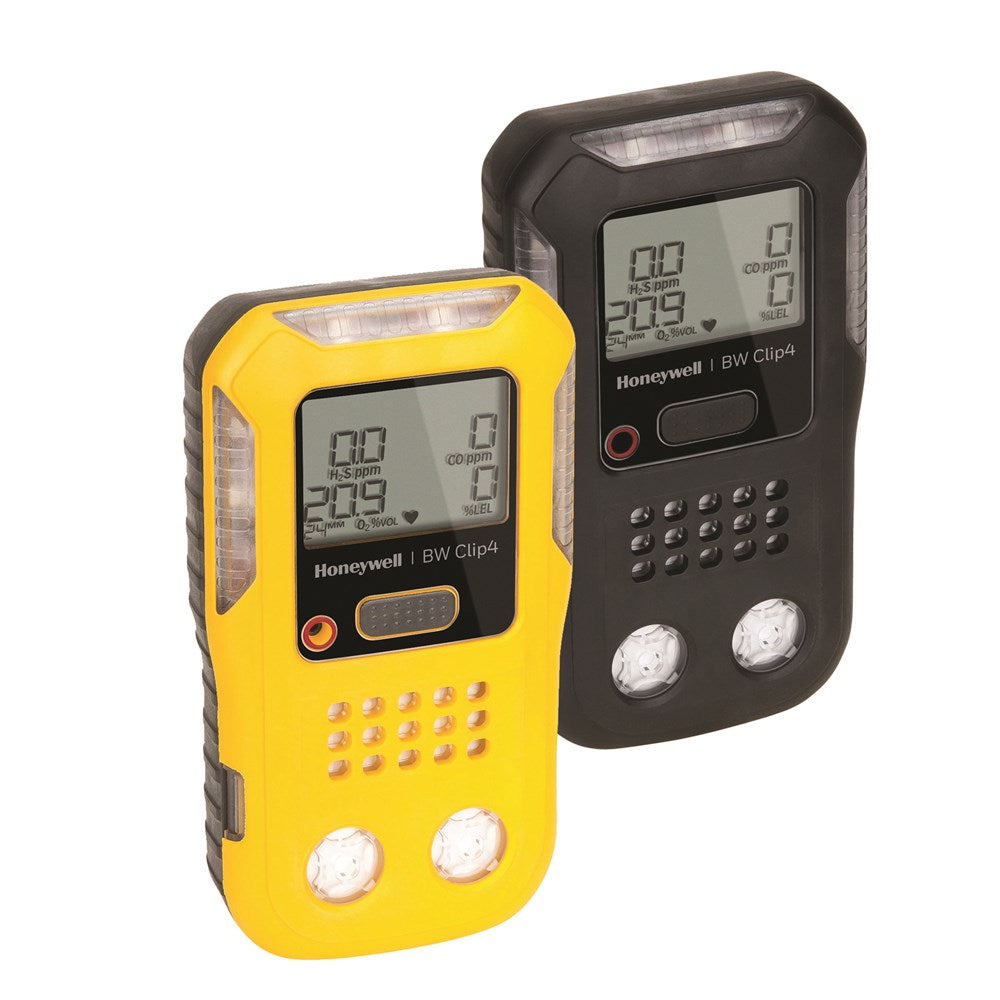 Honeywell BW Clip4  Low Maintenance Multi-gas Detector