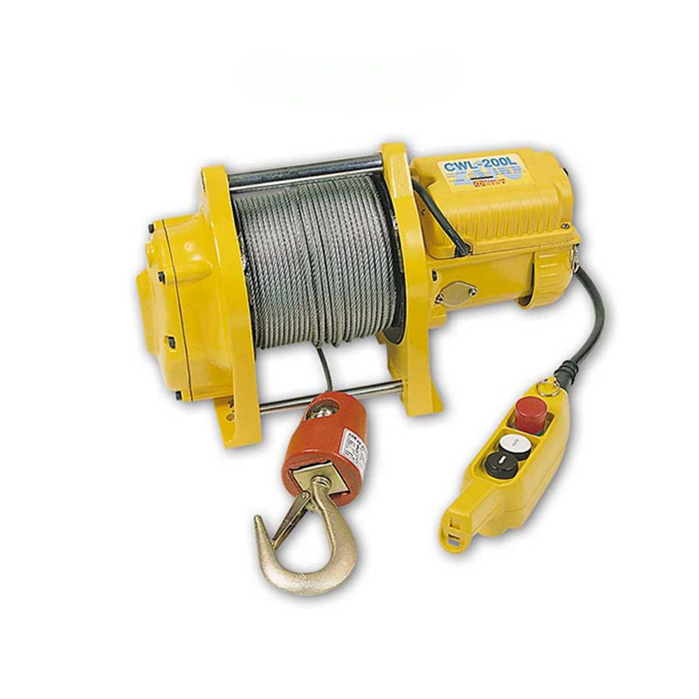 Pacific Hoists Electric ComeUp Winch  CWL200L
