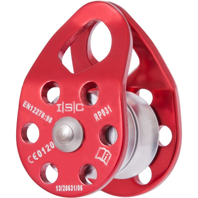 ISC Double Eiger Pulley Redirect - Small