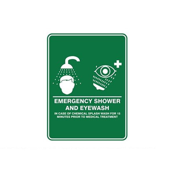Emerg. Shower & Eye Wash Pic