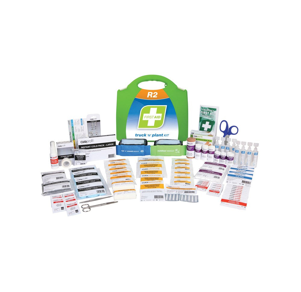 FastAid First Aid Kit R2 Truck & Plant Operators Kit