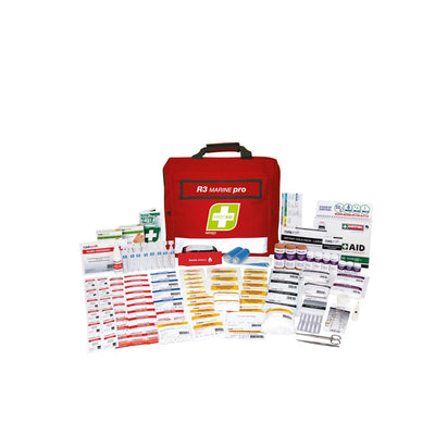 Fastaid R3 MARINE PRO First Aid Kit
