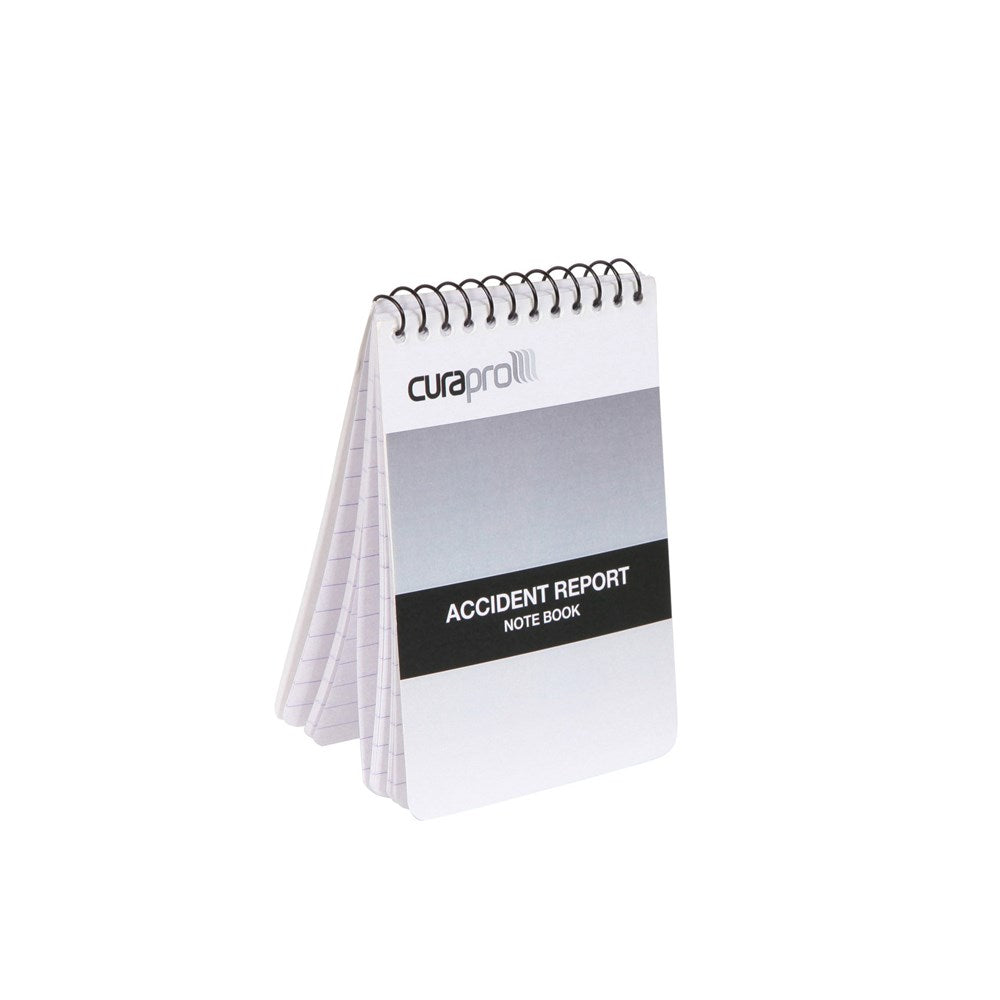 FastAid Accident Report Note Book With Pencil FRA901