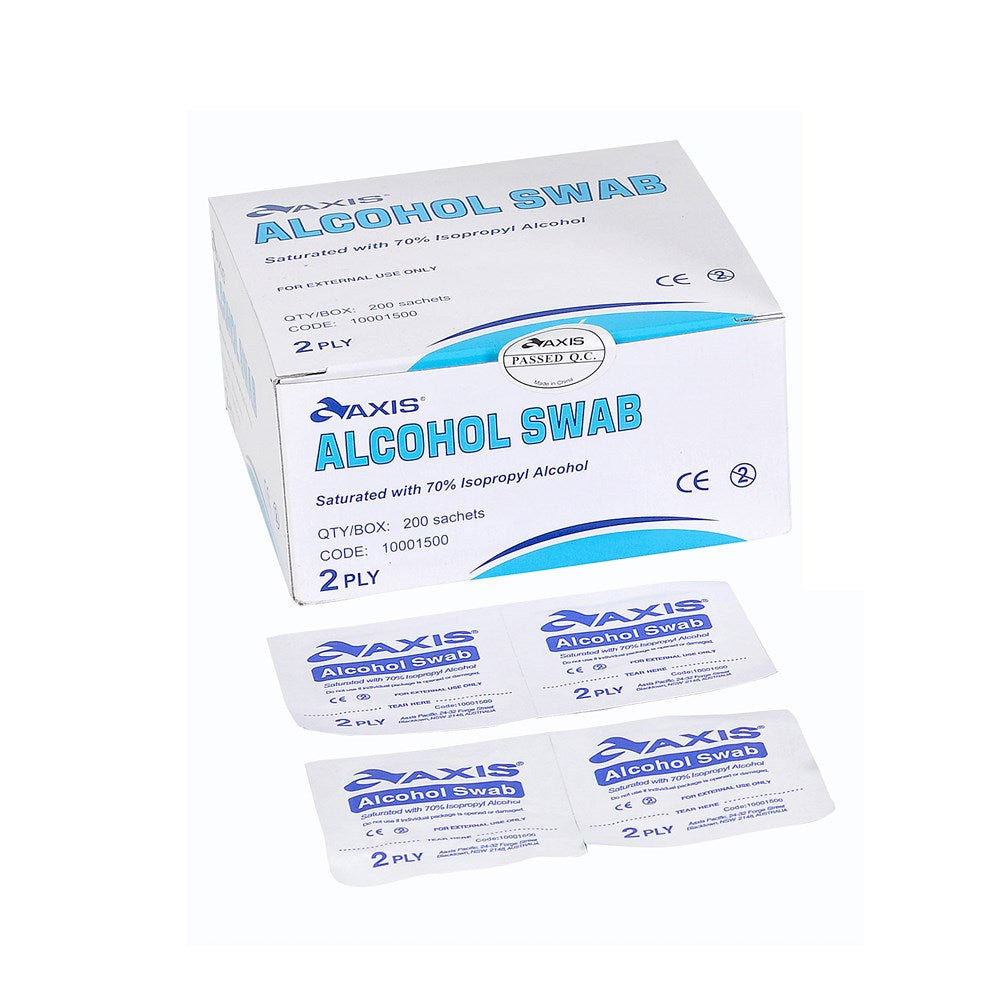 FastAid Alcohol Anti-bacterial Wipes