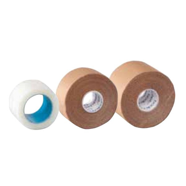 FastAid Paper Tape Hypo-Allergenic, White
