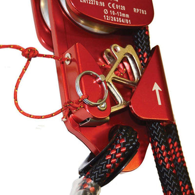 Hi-Safe Confined Space Rescue Pulley System