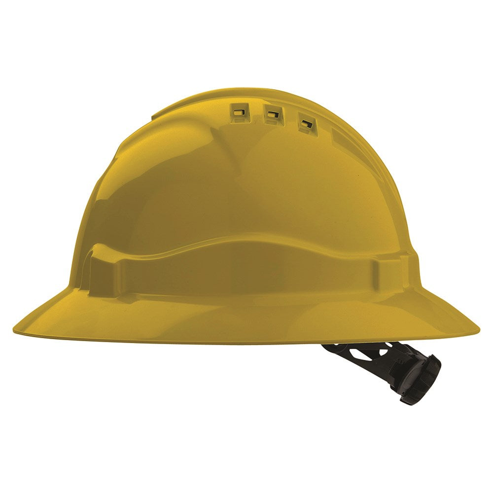 ProChoice V6 Hard Hat Vented Full Brim