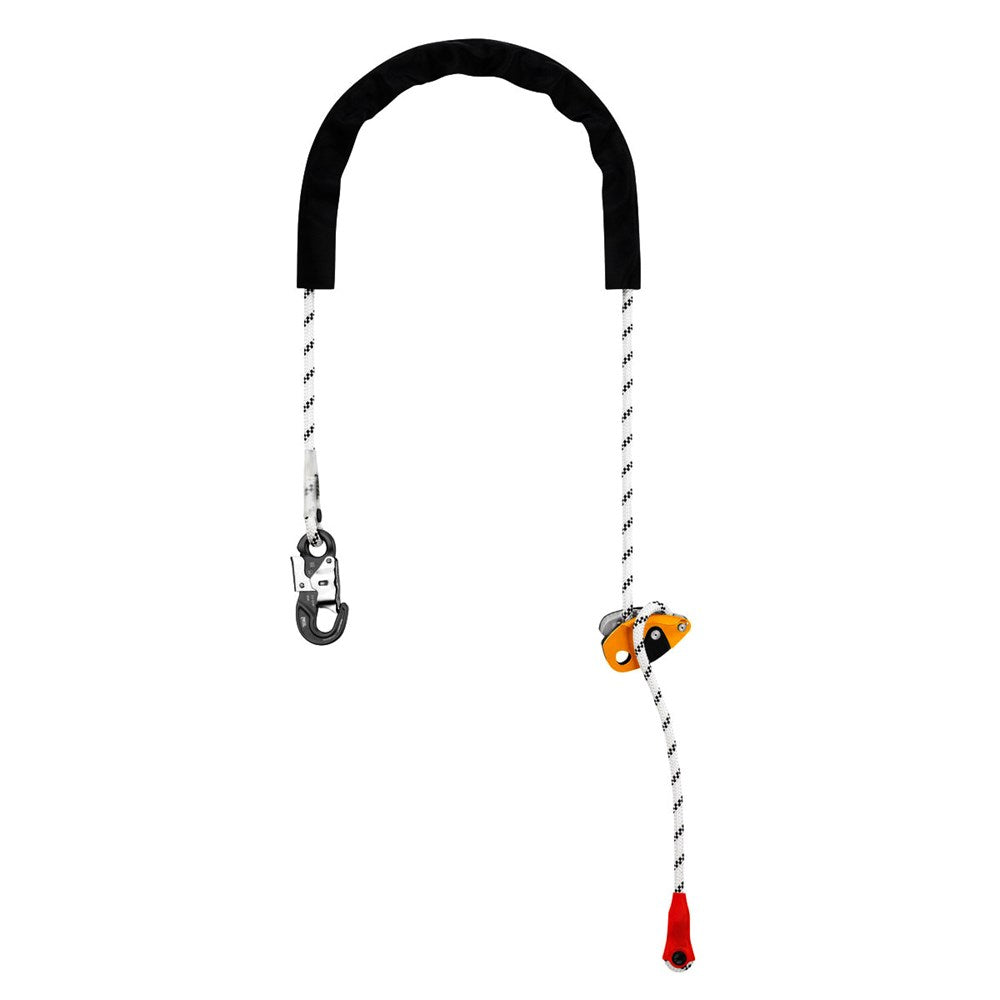 New 2019 Petzl Grillon Lanyard (with Hook)