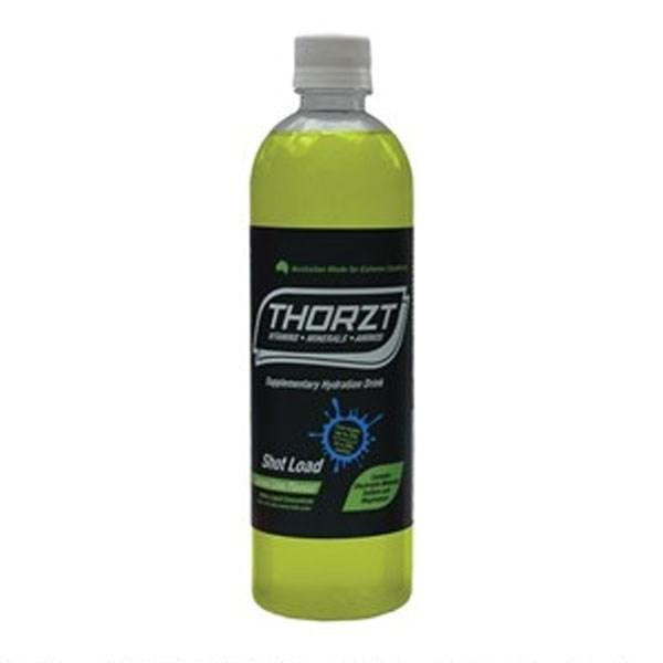 Thorzt Liquid Concentrate Lemon Lime 600Ml Bottle