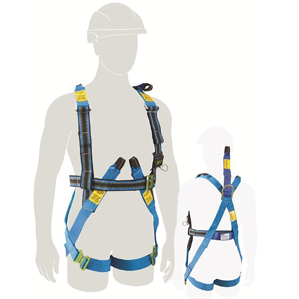 Miller Duraflex Confined Space Harness