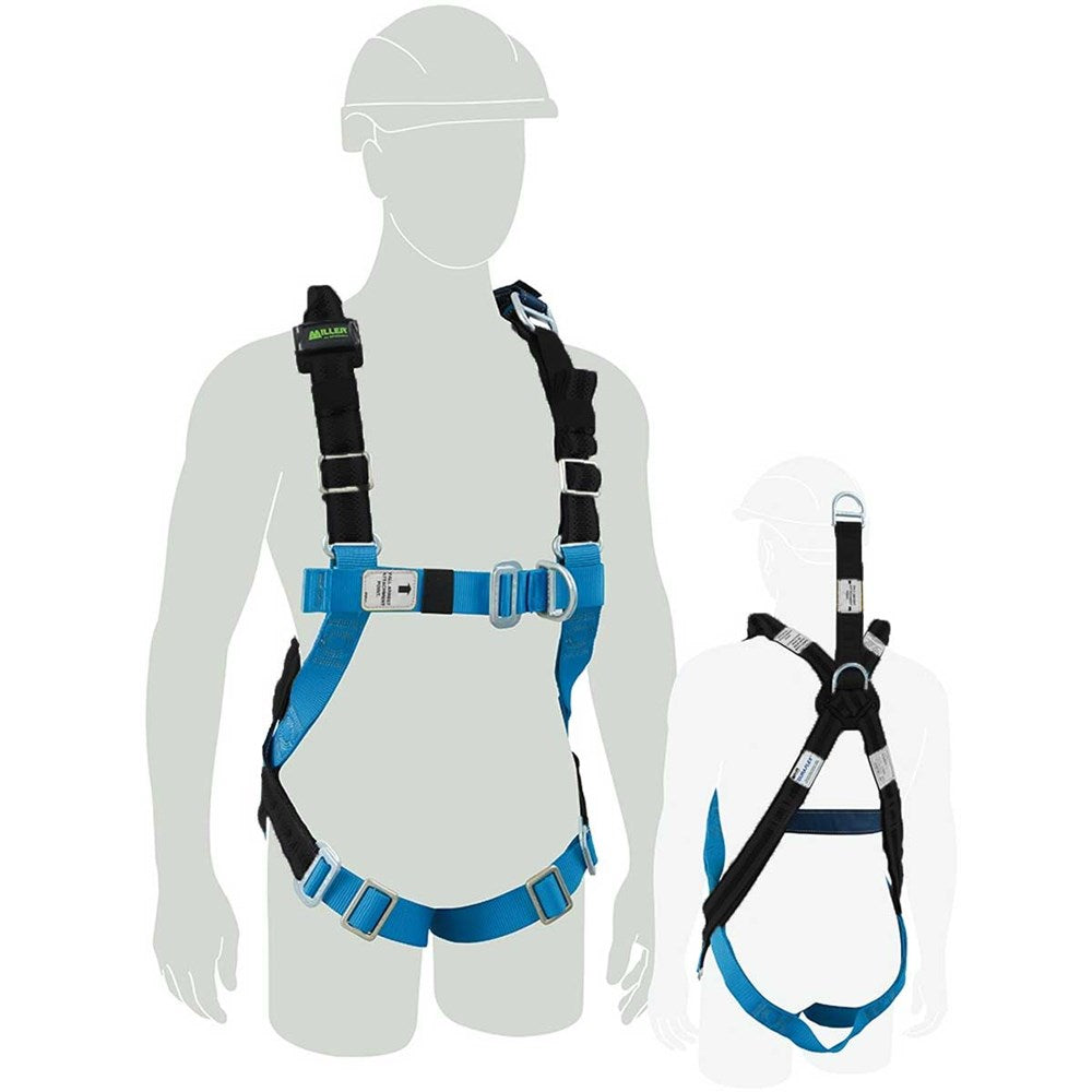Sale! Miller Duraflex Confined Space Maintenance Harness