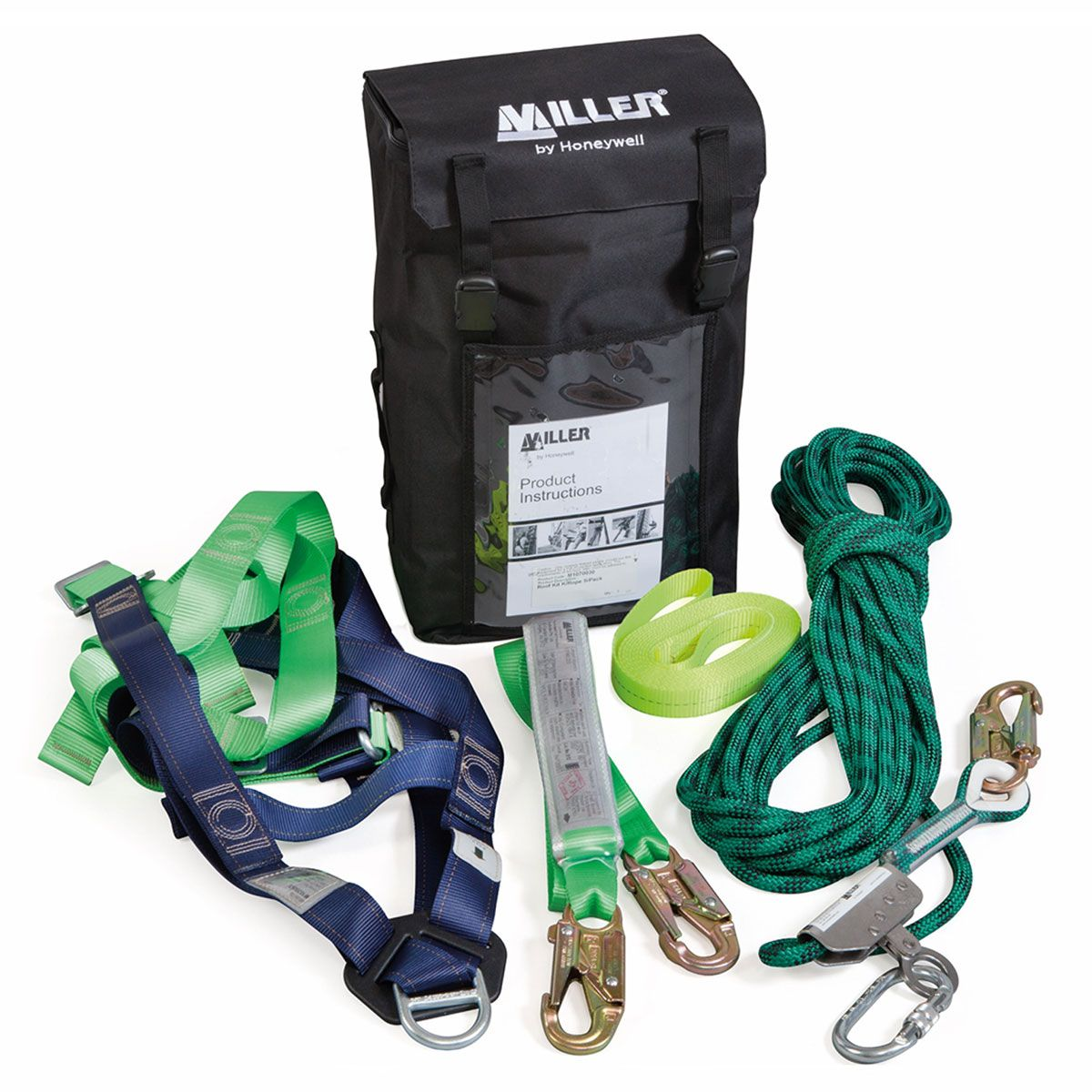 Miller Roof Workers Back-Pack Kit (Roofer Kit)