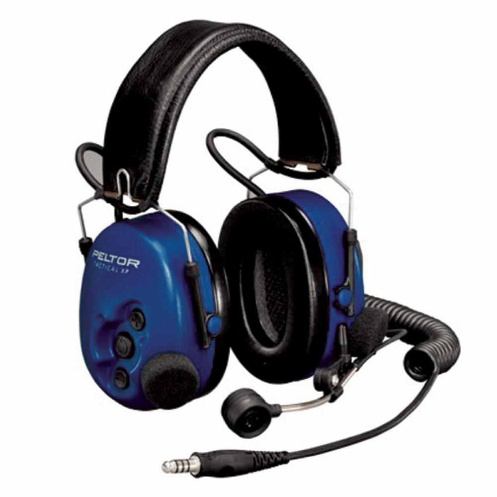 3M Peltor Tactical XP Intrinsically Safe Headsets (ATEX Approved)
