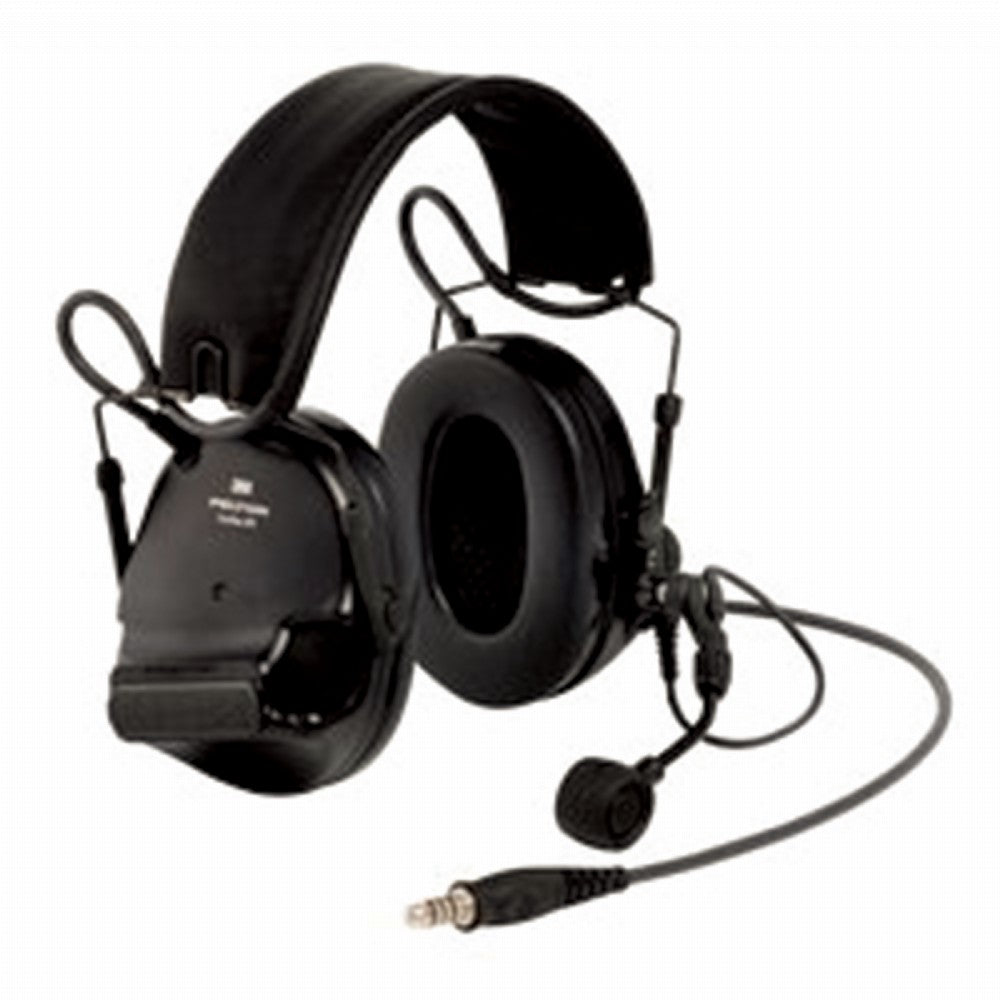 3M Peltor Comtac XPI Headsets - Black color
