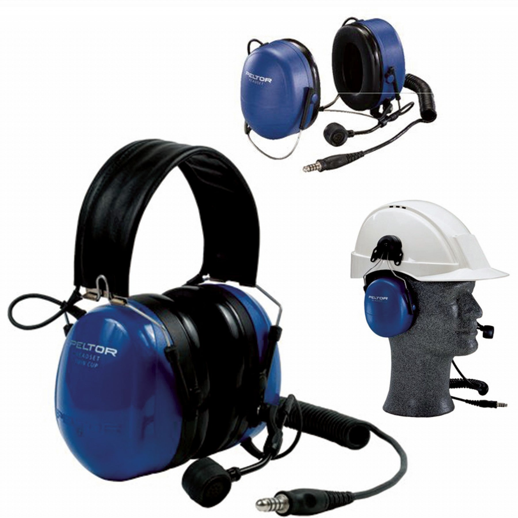 3M Peltor High Attenuation Headsets, ATEX Approved