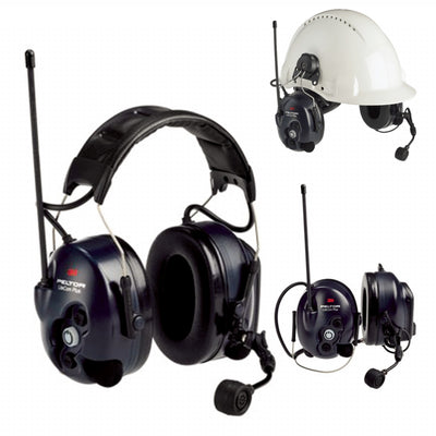 3M Peltor Lite-Com Plus, Two Way Communication Headsets