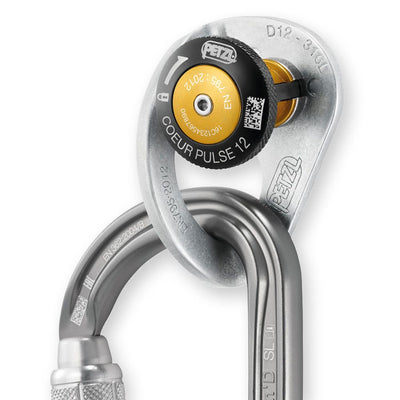 Petzl Coeur PULSE Removable Bolt Anchor point