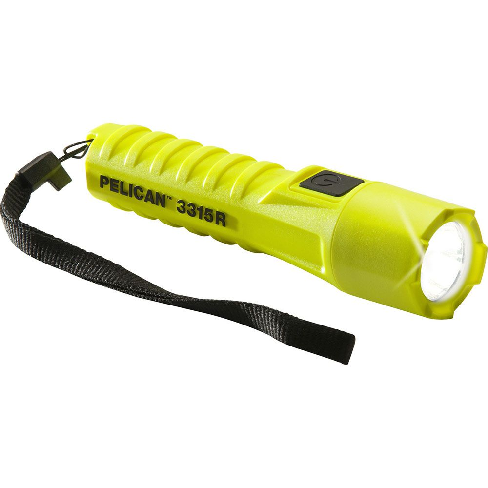 Pelican 3315R Torch Yellow