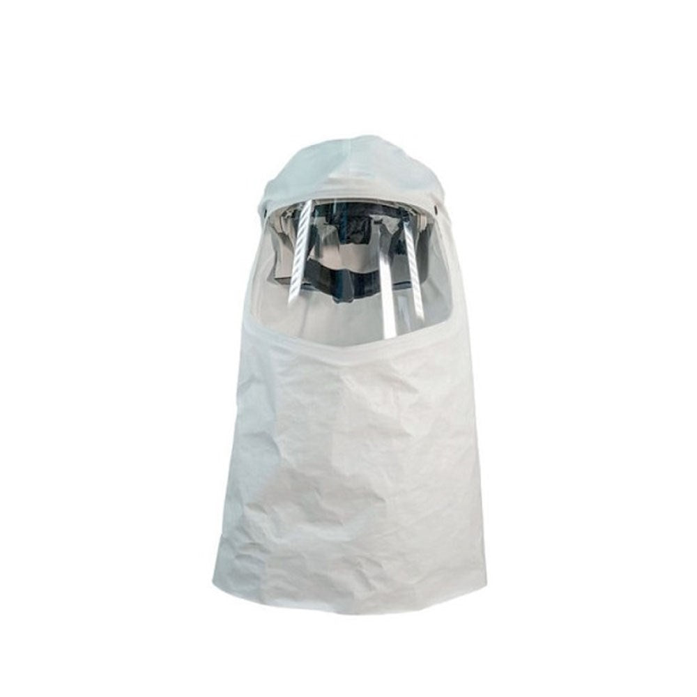 PureFlo Powered Respirator PAPR Full Hood style