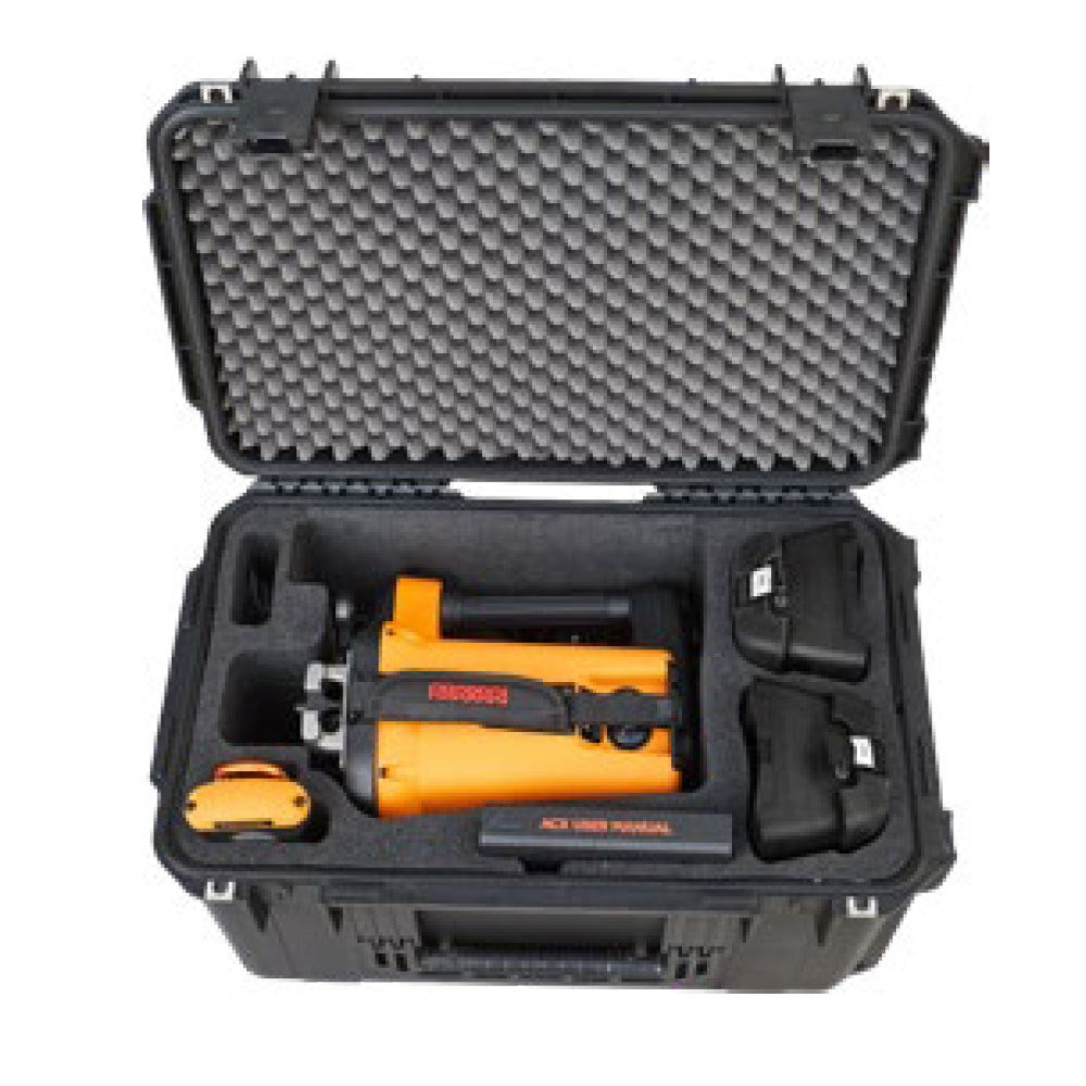 Skylotec Actsafe ACX Power Ascender Kit - Electric / Battery rope ascender