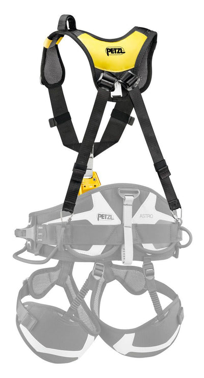 Petzl TOP CROLL upper harness