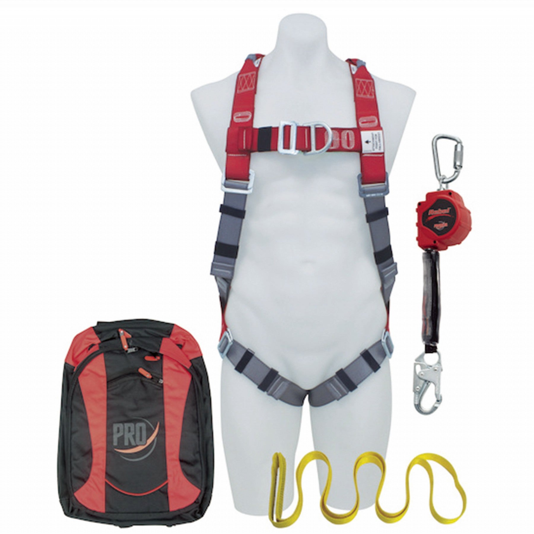 Protecta Fall Protection Kits - Construction Workers Kit