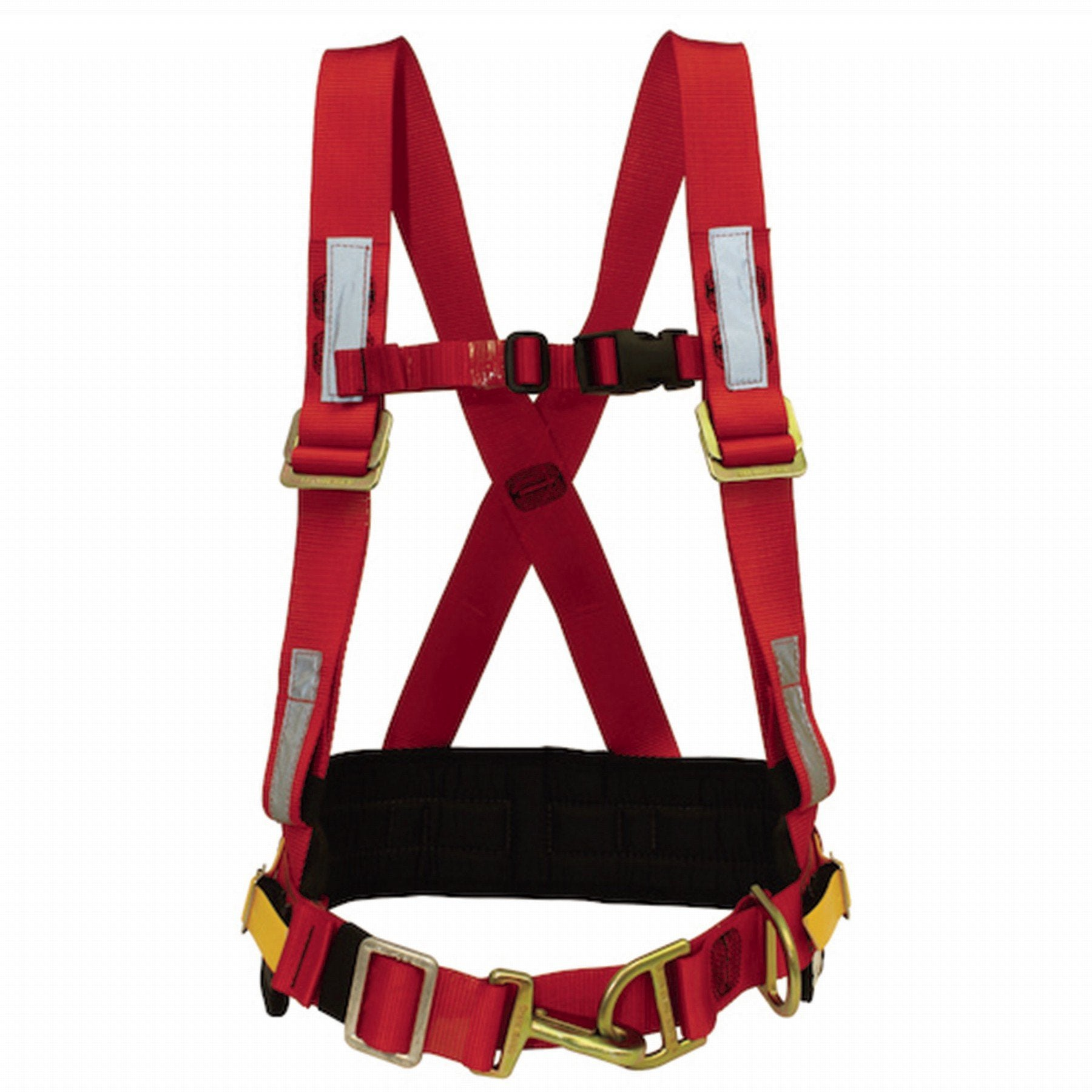 Protecta Miners Belts - crossover shoulder straps