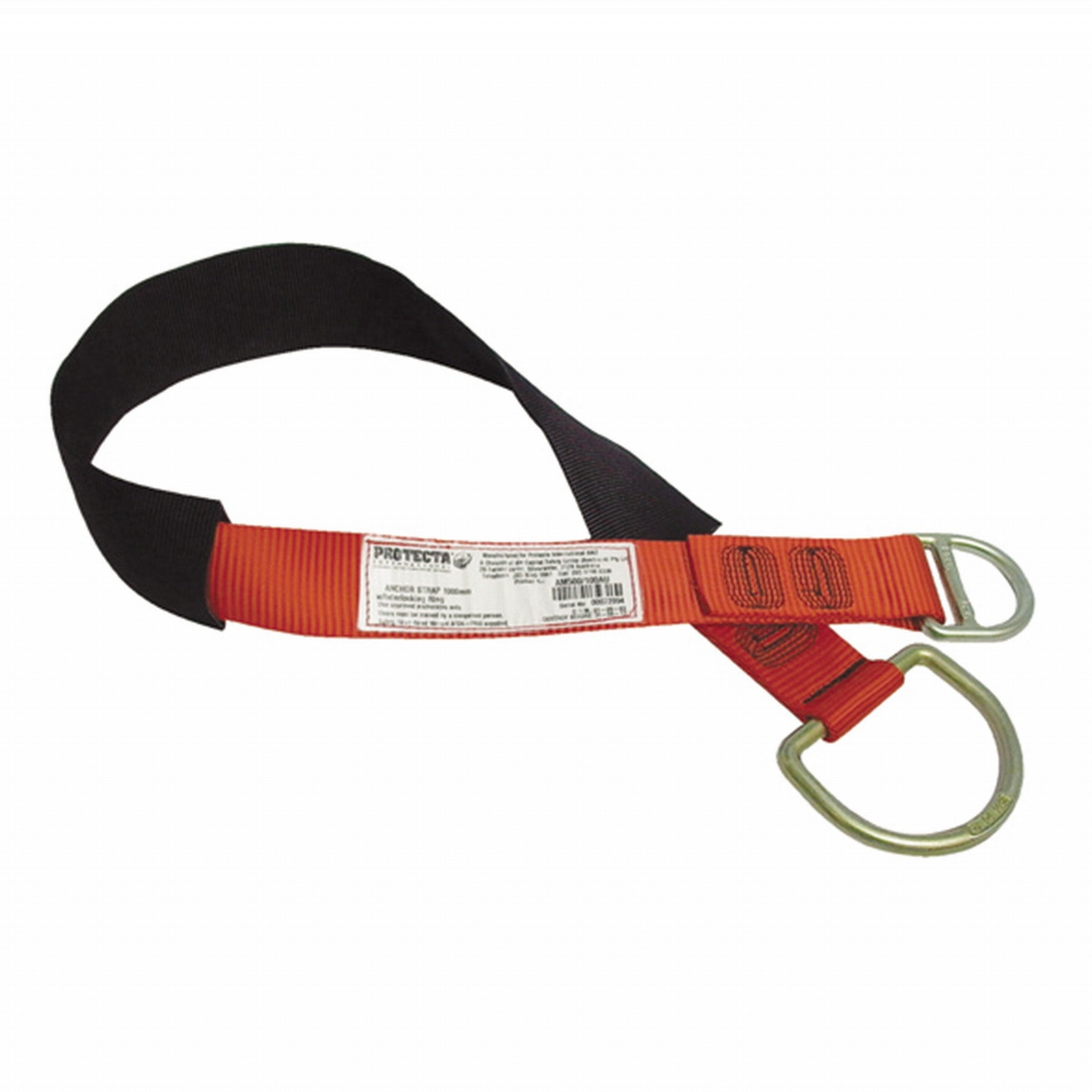 Protecta Anchor Straps - Tie-Off Adaptors with Interlocking Rings