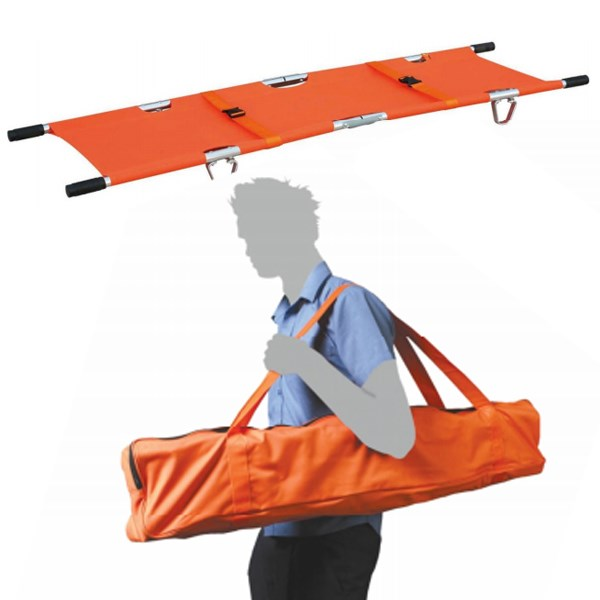 Fastaid TREK BADGER II - Folding Stretcher