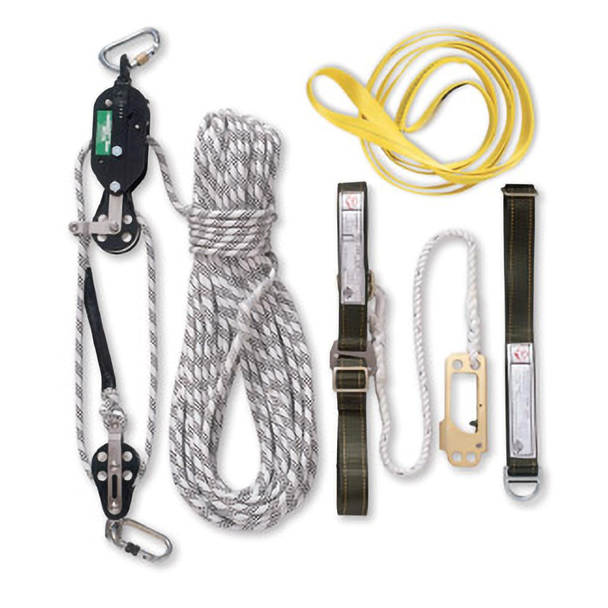 Miller 15m Rescue Master Haul kit