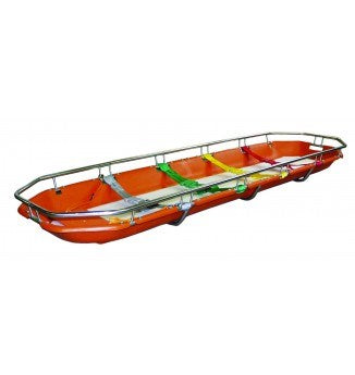 Skylotec Basket Stretcher 1-piece SMALL  - Metal Frame 16kg. 2180mm x 590mm x 200mm