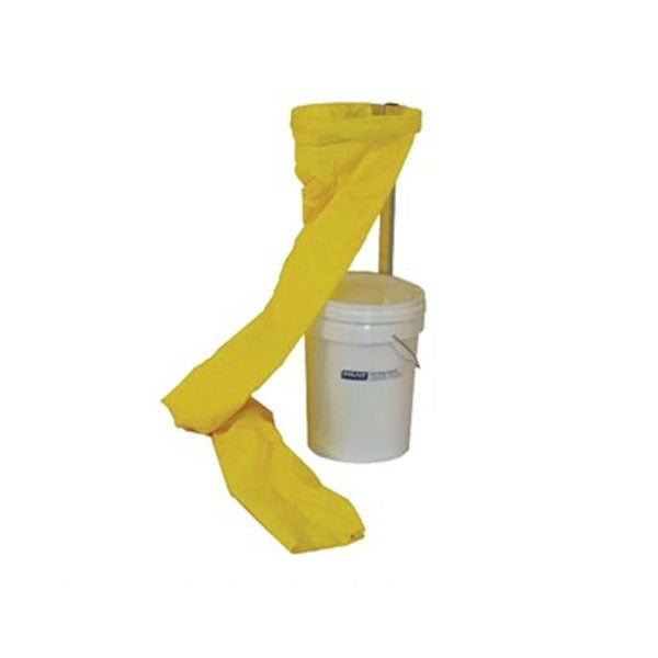 Pratt Shower Test Sock & Receptacle