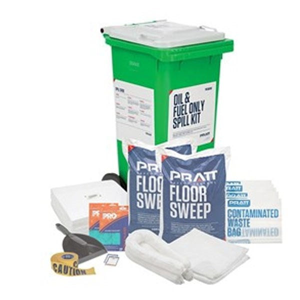 Pratt Oil & Fuel Premium Spill Kit Refill