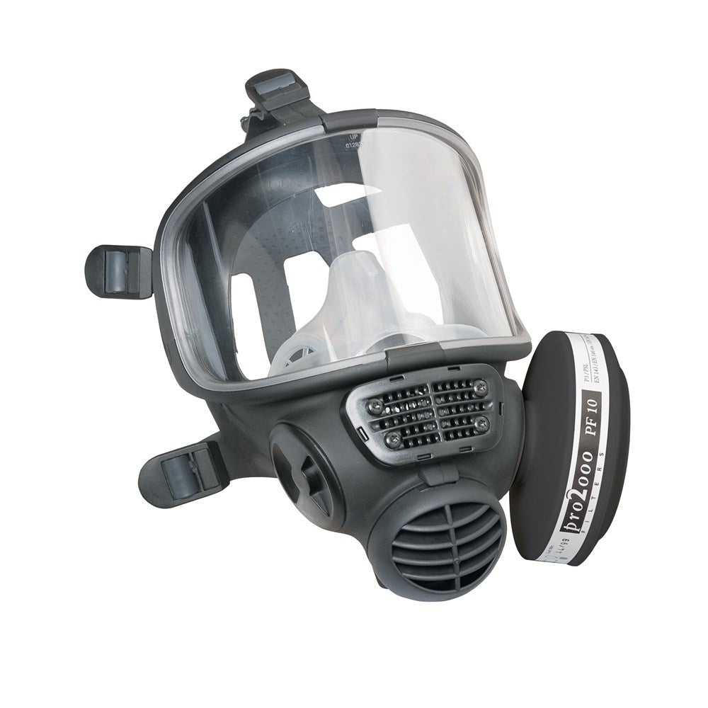 3M Scott Safety Promask Single Full Face Respirator