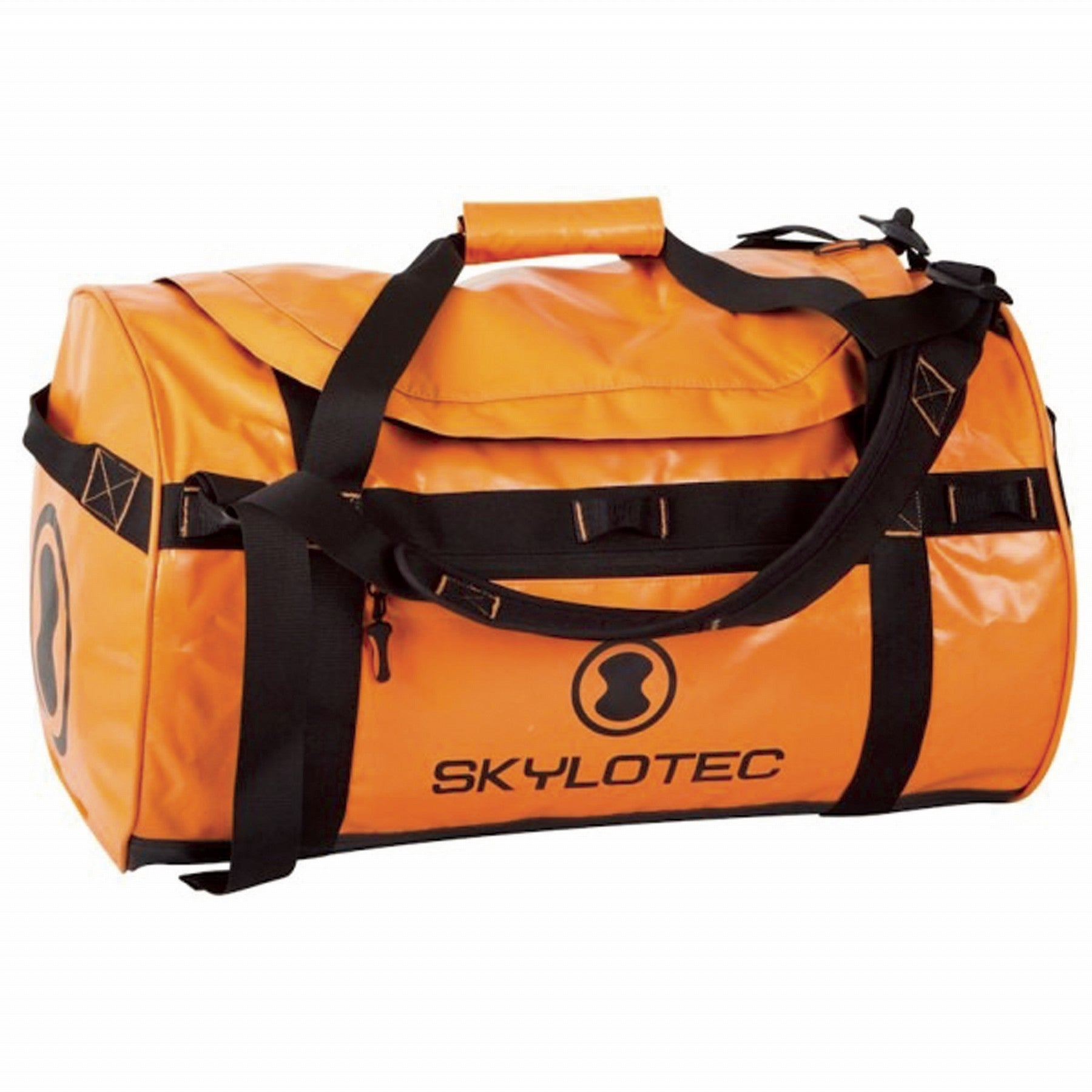 Skylotec Duffle Bag - ORANGE - Heavy duty water proof kit bag with shoulder straps. Large