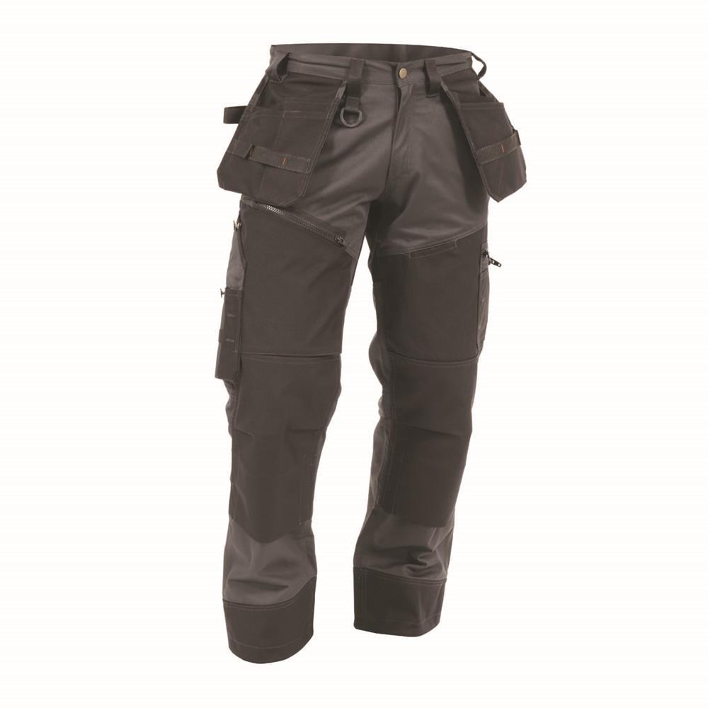 ArgyleTWZ Craftsman 280g Polycotton Trousers with Multipocket