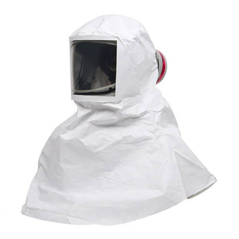 PureFlo cover for PAPR respirator - Full Hood style